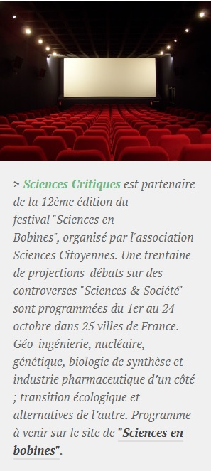 sciences en bobines